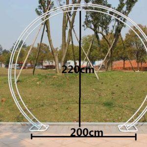AI05 Iron arch round