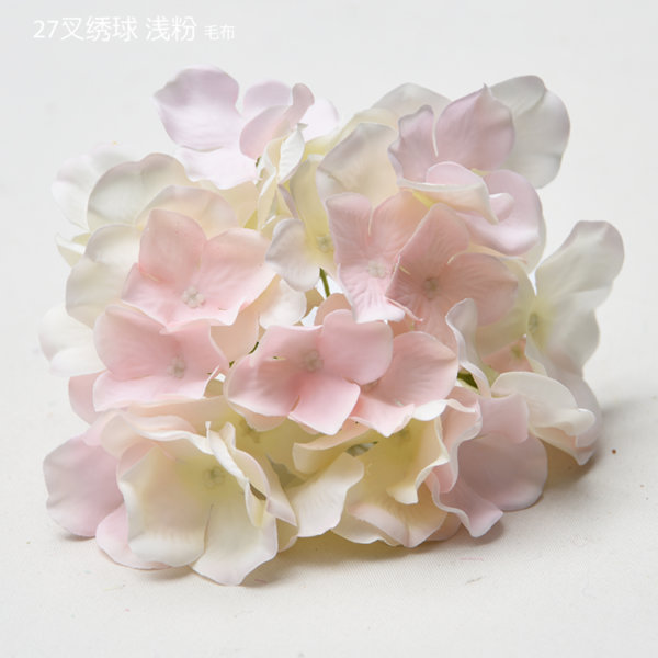 ZF40 Flower head small hydrangea