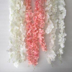 HF02 Hanging flower 3 lines