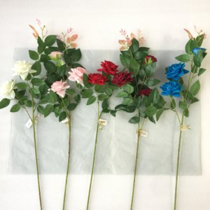 Long cloth rose 3 -LM04