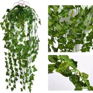 Hanging small sweetpotato leaves (93cm) -HG09