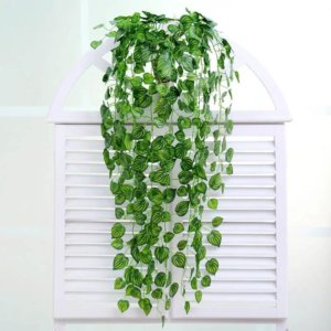 Hanging watermelon leaves (95cm) -HG18