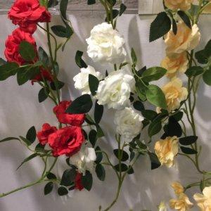 Rattan rose small -RF02