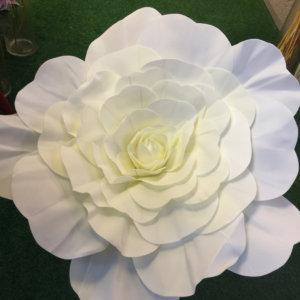 LS14 White rose 80cm