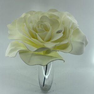 LS15 White rose 30cm