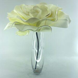 LS13 White rose 50cm