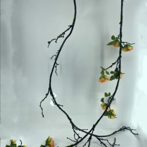RF08 Foam vine with leaves (without flowers) 210cm
