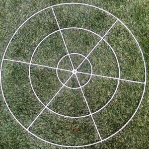 AI39 Iron CIRCLE set 3pcs (95cm 80cm 60cm )