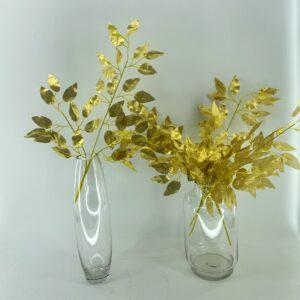 HG21banyan leaves gold