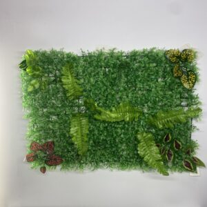 PG16: Grass piece green leafs