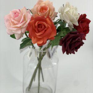 LS36: Single moisturizing rose