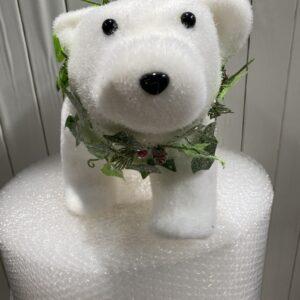 Fluffy Polar Bear