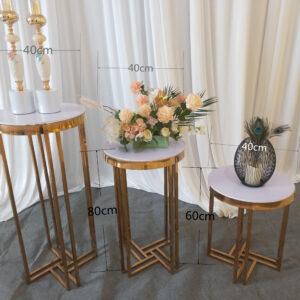 AI258Wedding Cake Display Table
