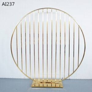 AI237Background stand (strip-type) GOLD