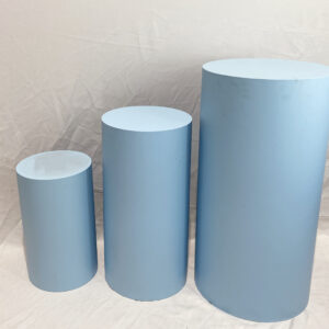 AI42 round plinth BLUE